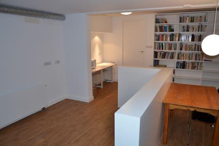 Spacious modern loft - Bilthoven