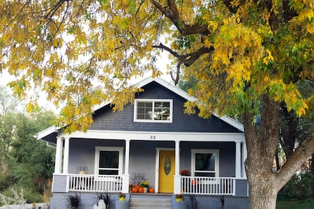 The Yellow Door-Cache Valley Charmer