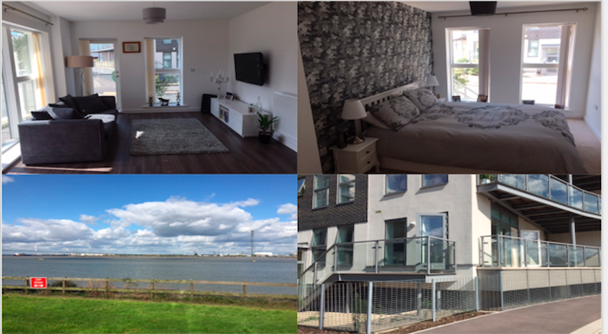 Greenhithe, Kent, Luxury Apartment
