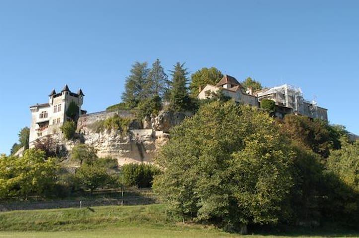 Le Château de Condat - Condat-sur-Trincou - Slott