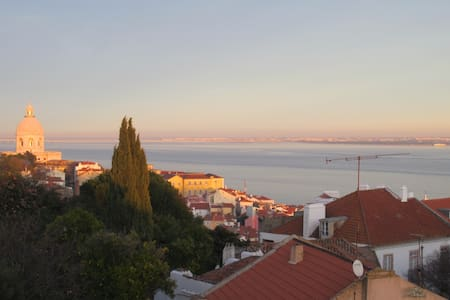 MY LX FLAT Loft@Castle - Alfama - Lisboa