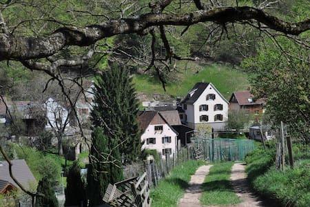 Gîte dans petit village tranquille - Apartament