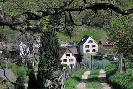 Gîte dans petit village tranquille - Eschbach-au-Val - 公寓