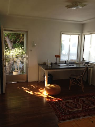 Private Garden house near the SilverLake Reservoir - Los Angeles - Leilighet