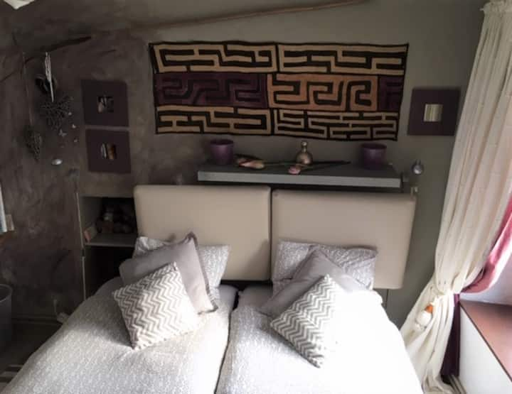 Cosy room in the very center of Spa