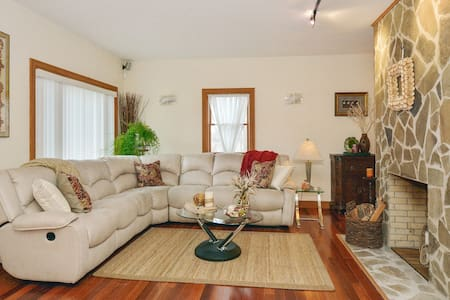Very Beautiful House with Bay View - Sag Harbor