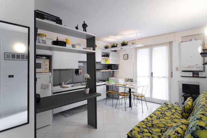 CENTRAL MODERN CLOSE TO THE BEACH  - Grado - Appartement