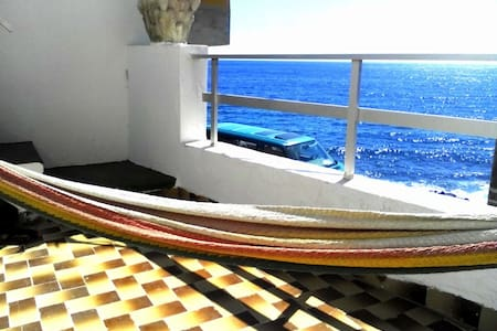House 10m away from the Beach! - La Puente