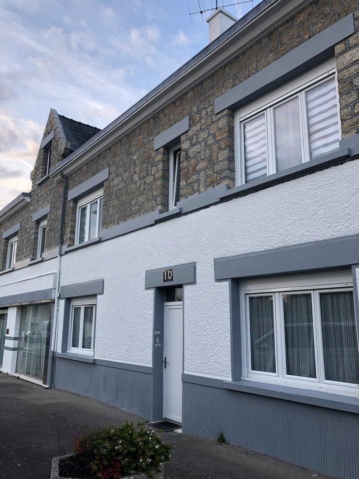 Maison Neo bretonne.