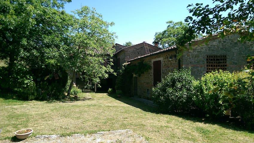 Wunderschöne Wohnung im Mugello - Vicchio - บ้าน