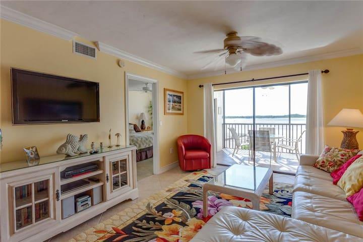 Carlos Pointe 124 - Fort Myers Beach - 公寓