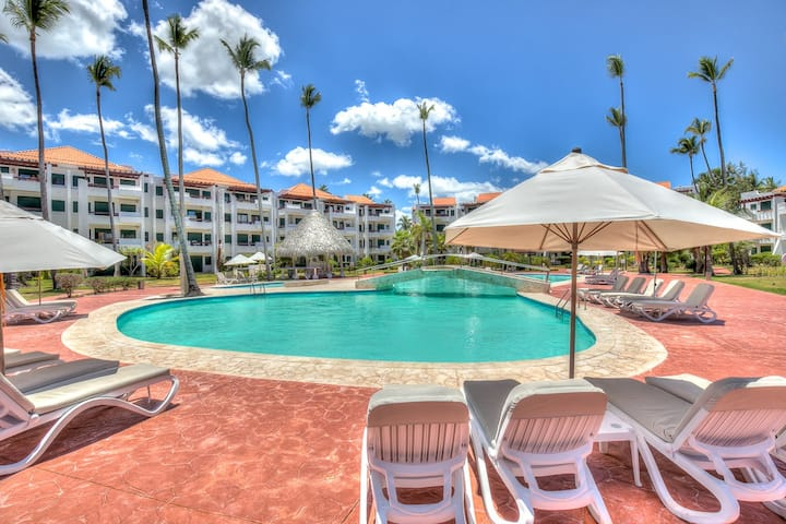 Beachfront apartment with Wifi & Cable TV - I-401