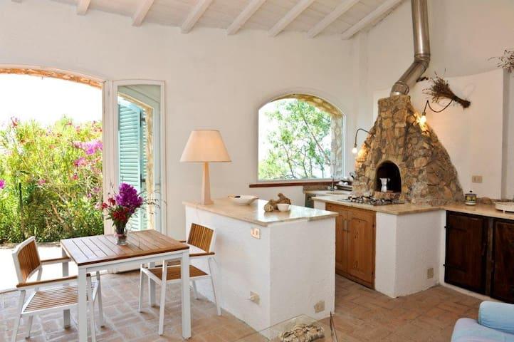 Casa in pietra fronte mare - Porto Santo Stefano - Дом