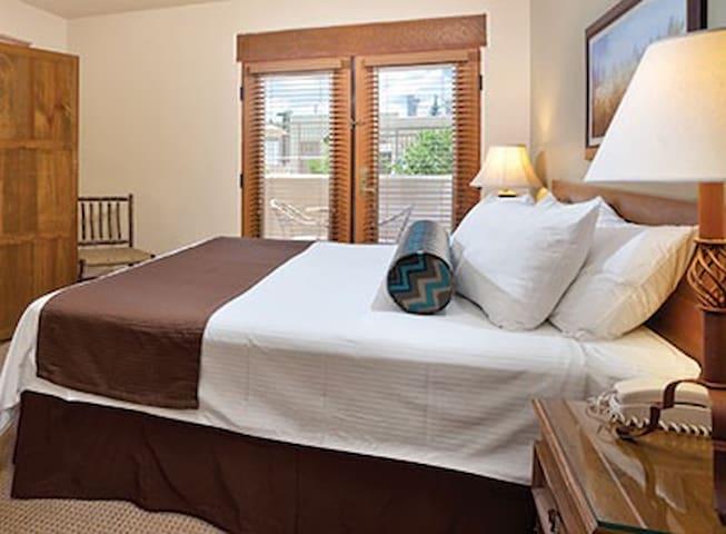 Luxurious Taos Resort - 1bed/1bath