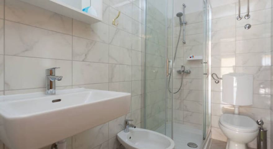 Double room with balcony - Dubrovnik - Hus