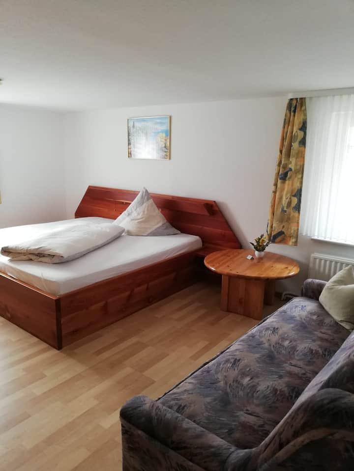Zimmer 2 im Harzer Vorland