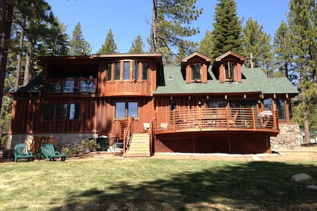 Tranquil and Serene in the woods - South Lake Tahoe