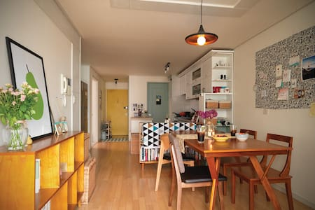 lovely designed apartment @Dongdaemun area - Seongdong-gu - Huoneisto