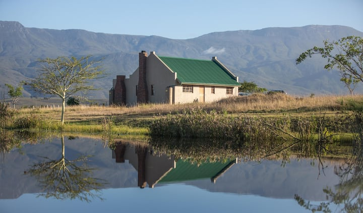 Kwetu Guest Farm - Steenbok Self-catering Cottage