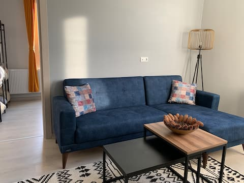 CHIC & COSY flat in downtown-Masalpark 2 ❄️ ⛄️ 🚂 ❤️
