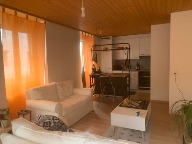 Cozy 2.5 room apartment in the ♥ of St.Moritz