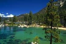 Beautiful Donner Lake