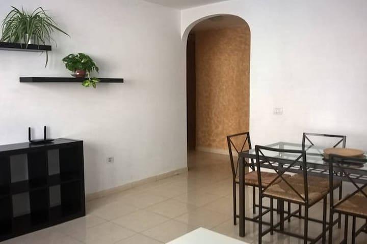 Habitación doble en Los Abrigos - Los Abrigos - Lägenhet