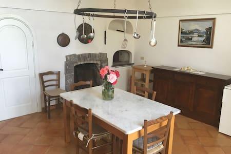 Casa Alfonso ospitalitàdiffusa amalficoastincoming - Furore
