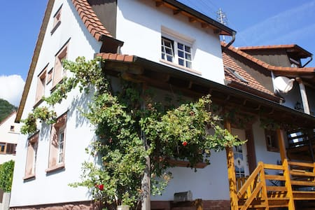 Ferienhaus Waldelfe - Wernersberg - Rumah