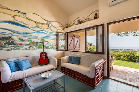 CHIA - Sea View Garden Villa