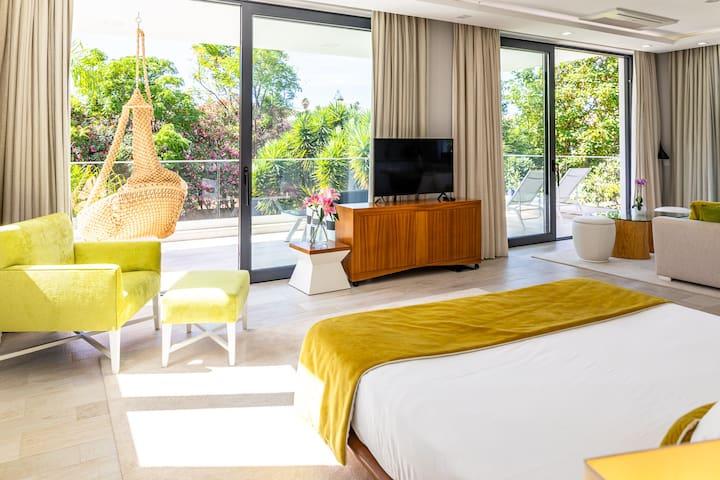 1 Bedroom Villa with Garden View