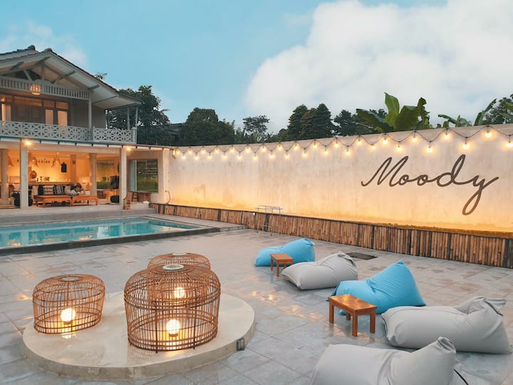 Villa Holy - Nature with outdoor special gathering