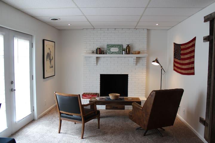 Modern Private Nashville Suite