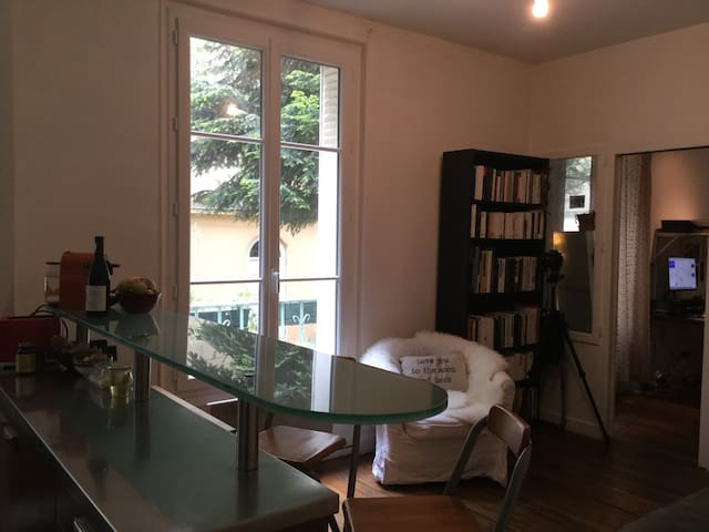 Clean and comfy apt in calm area in Paris. 50%OFF