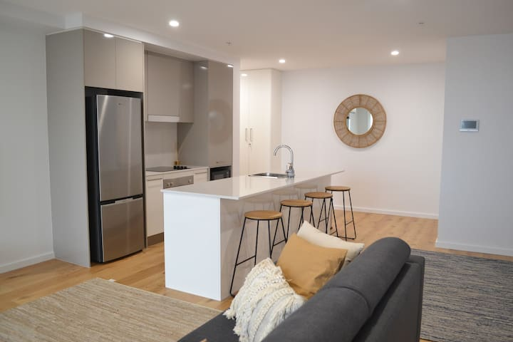 Stylish One Bed Apartment in Newcastle