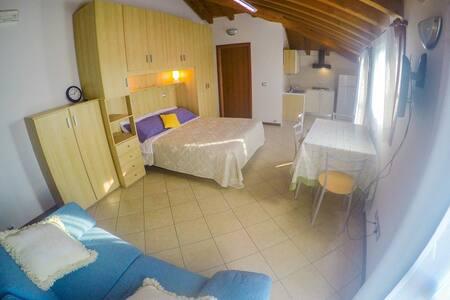 RESIDENCE MEDITERRANEO 1roomapp. - Caorle - Apartment