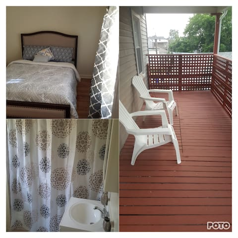 Cozy Newly renovated 3 bedroom 2 bath apartment.