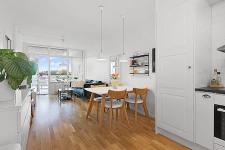 Modern apartment with metro 3 min walk away
