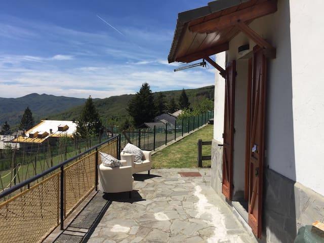 Casa nuova accogliente Val d'Aveto - Santo Stefano d'Aveto - Leilighet