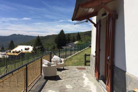 Casa nuova accogliente Val d'Aveto - Santo Stefano d'Aveto