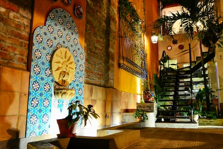 OPEN/ABIERTO: Oriental King Room in Magic Garden ❤