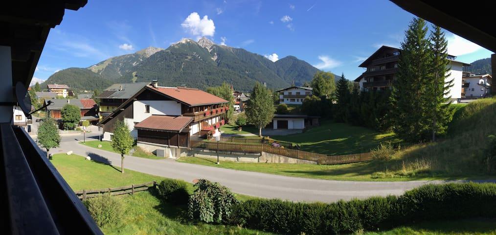 Seefeld Family Friendly Design Chalet(View+Garden) - Seefeld in Tirol - 一軒家