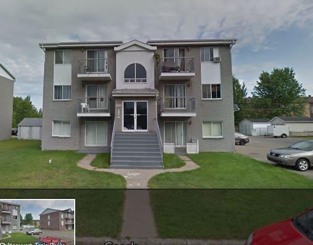 Quartier paisible et hôtes accueillants! - Trois-Rivières - Byt