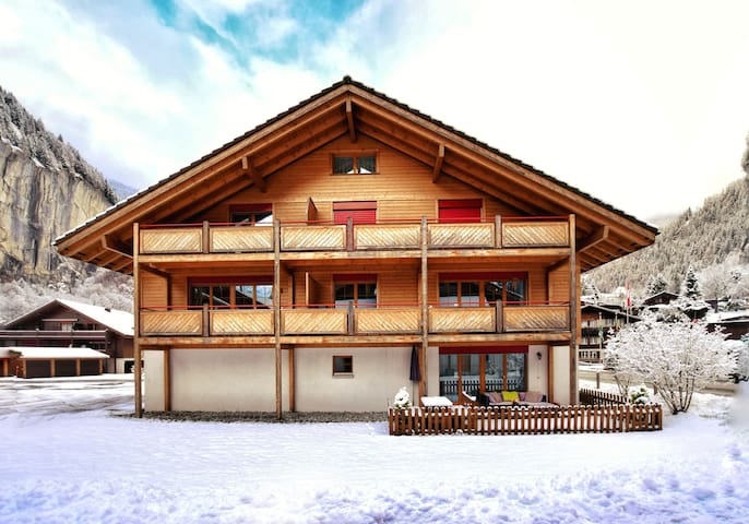 Apartment Breithorn★private terrace★free parking