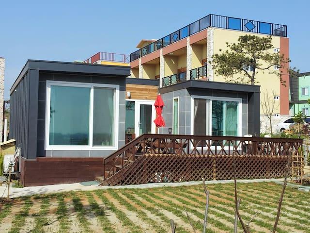 풀피리하우스 - Hwaseong-si - Huis