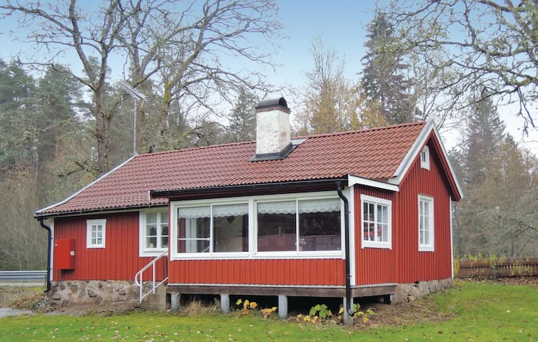 Holiday cottage with 1 bedroom on 50m² in Korsberga