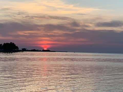 Serendipity on the Albemarle Sound