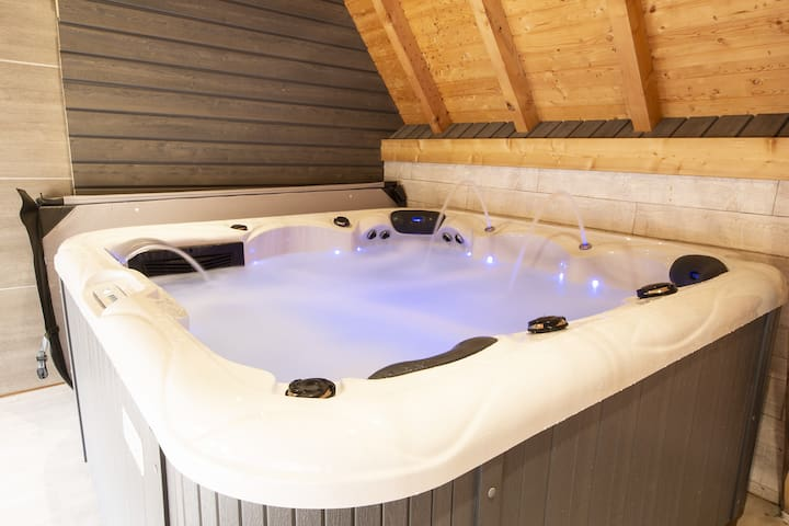 Le Cerisier - Holliday home with private spa