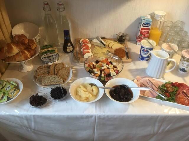 Our Legendary Breakfast