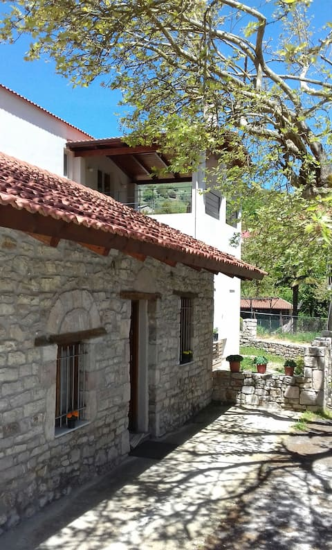 manesi stone built studio
